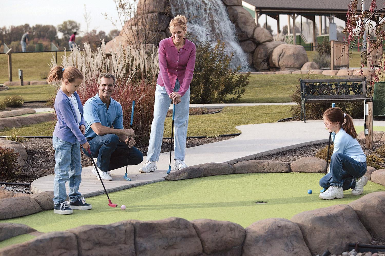Adventure Golf   Adventure Park