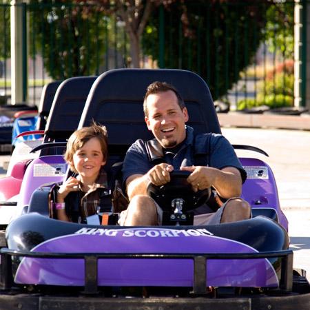 Adventure Speedway Go Karts 1