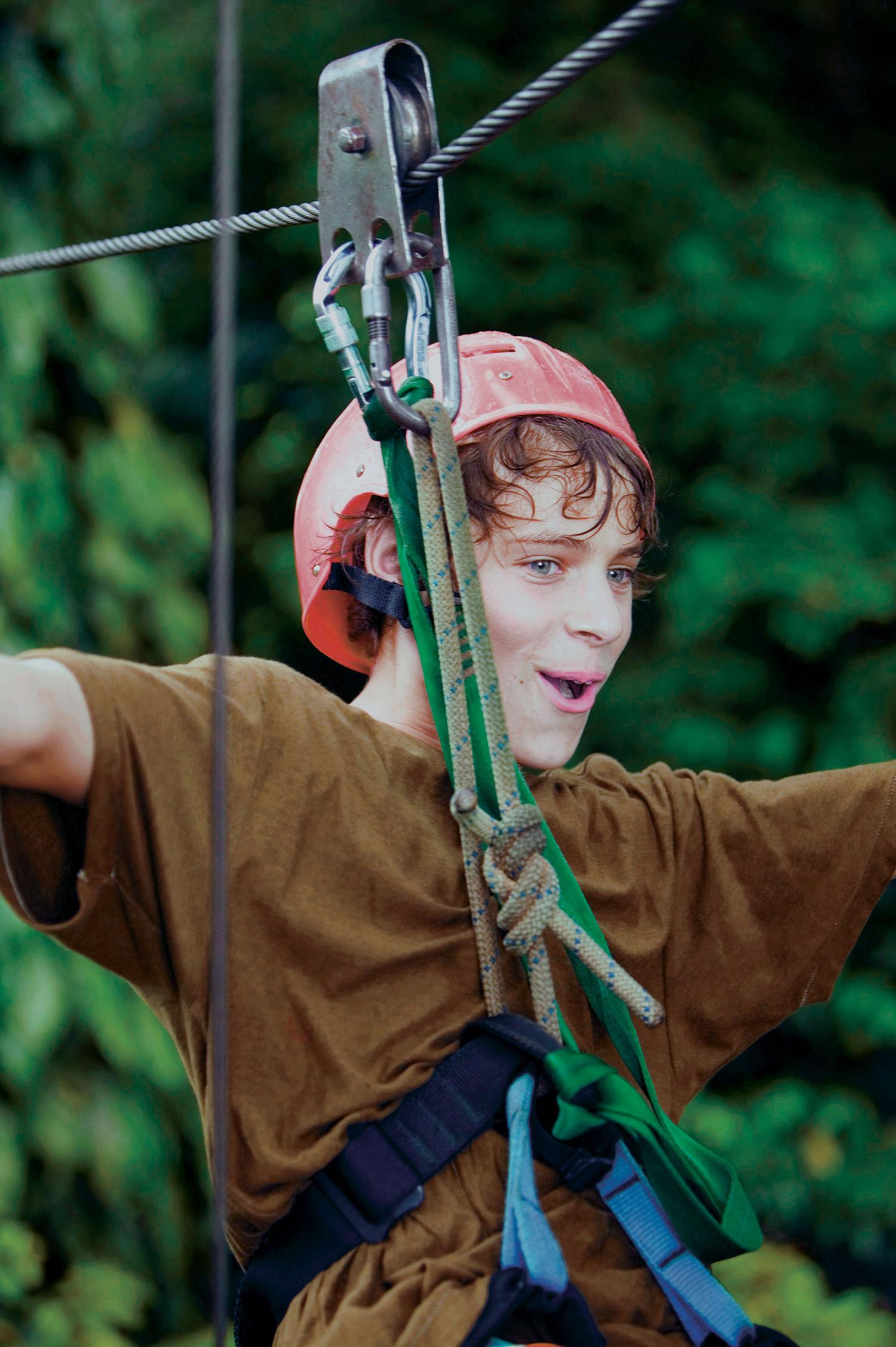 Adventure Zipline 2